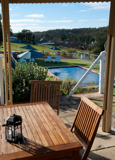 Clare Valley Motel - South Australia Travel