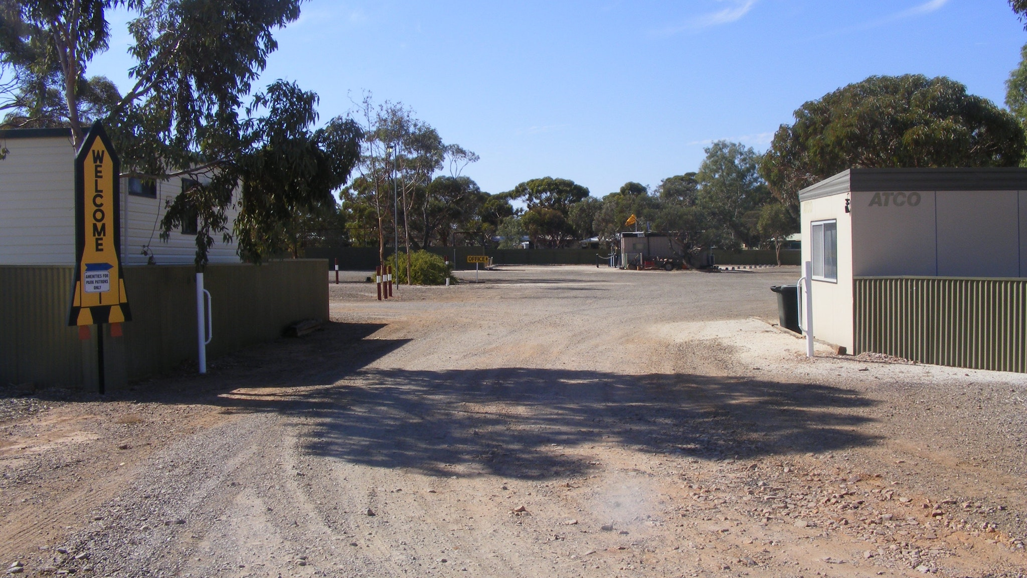 Woomera Travellers Village and Caravan Park - South Australia Travel