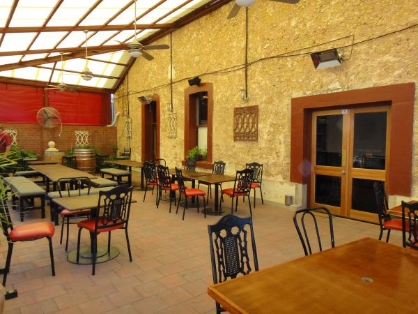 Terminus Hotel Morgan - South Australia Travel