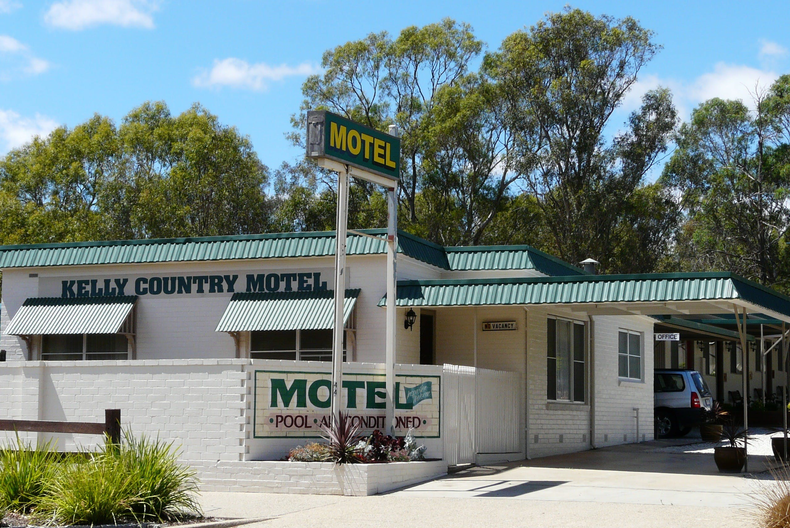 Glenrowan Kelly Country Motel - South Australia Travel