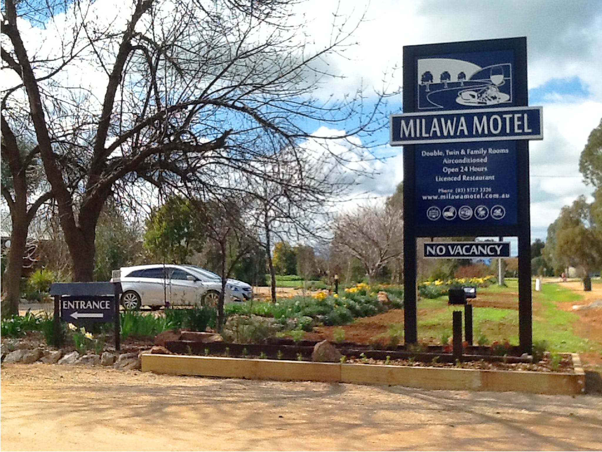 Milawa Motel - South Australia Travel