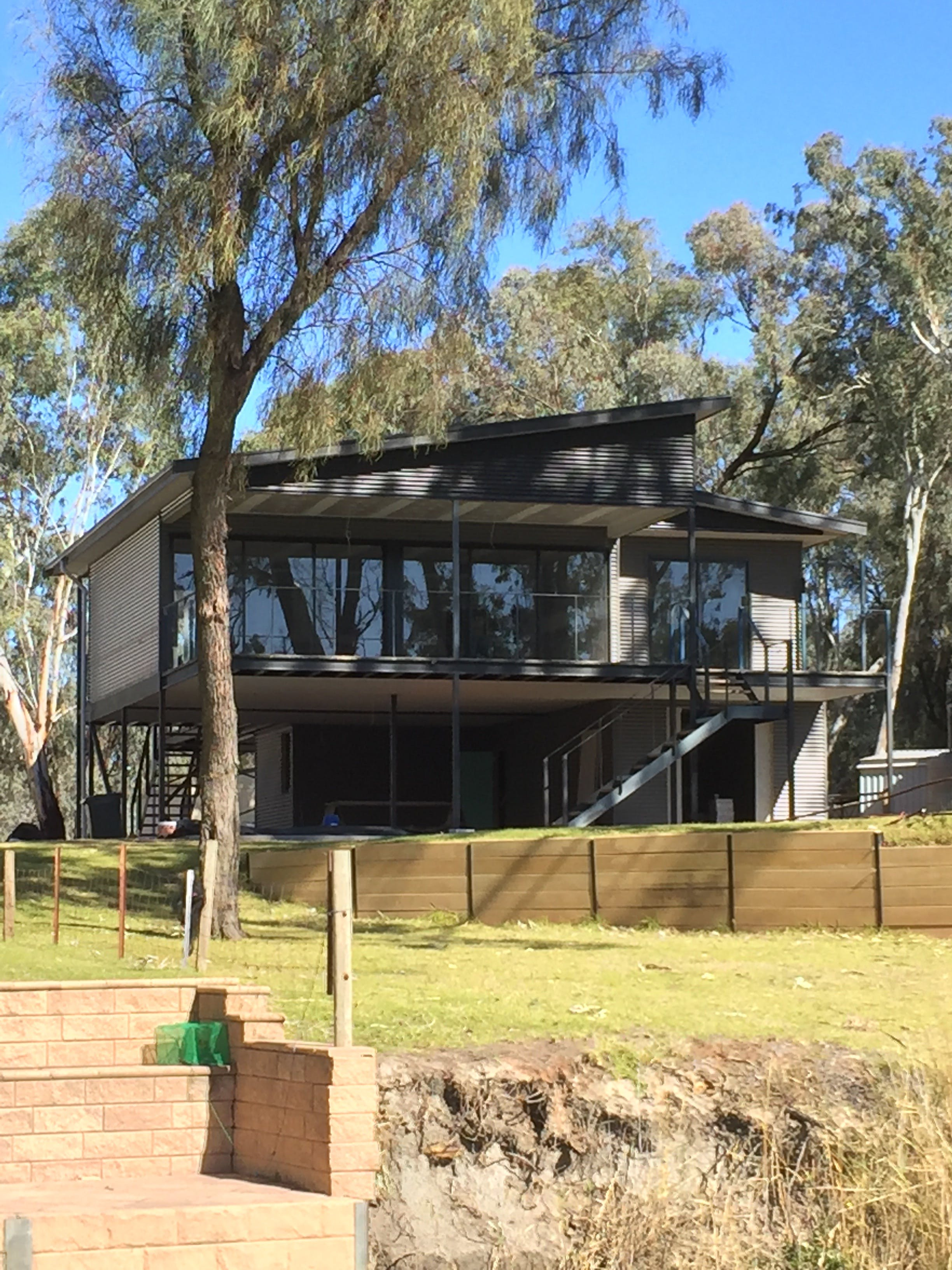 36 Brenda Park Via Morgan -River Shack Rentals - South Australia Travel