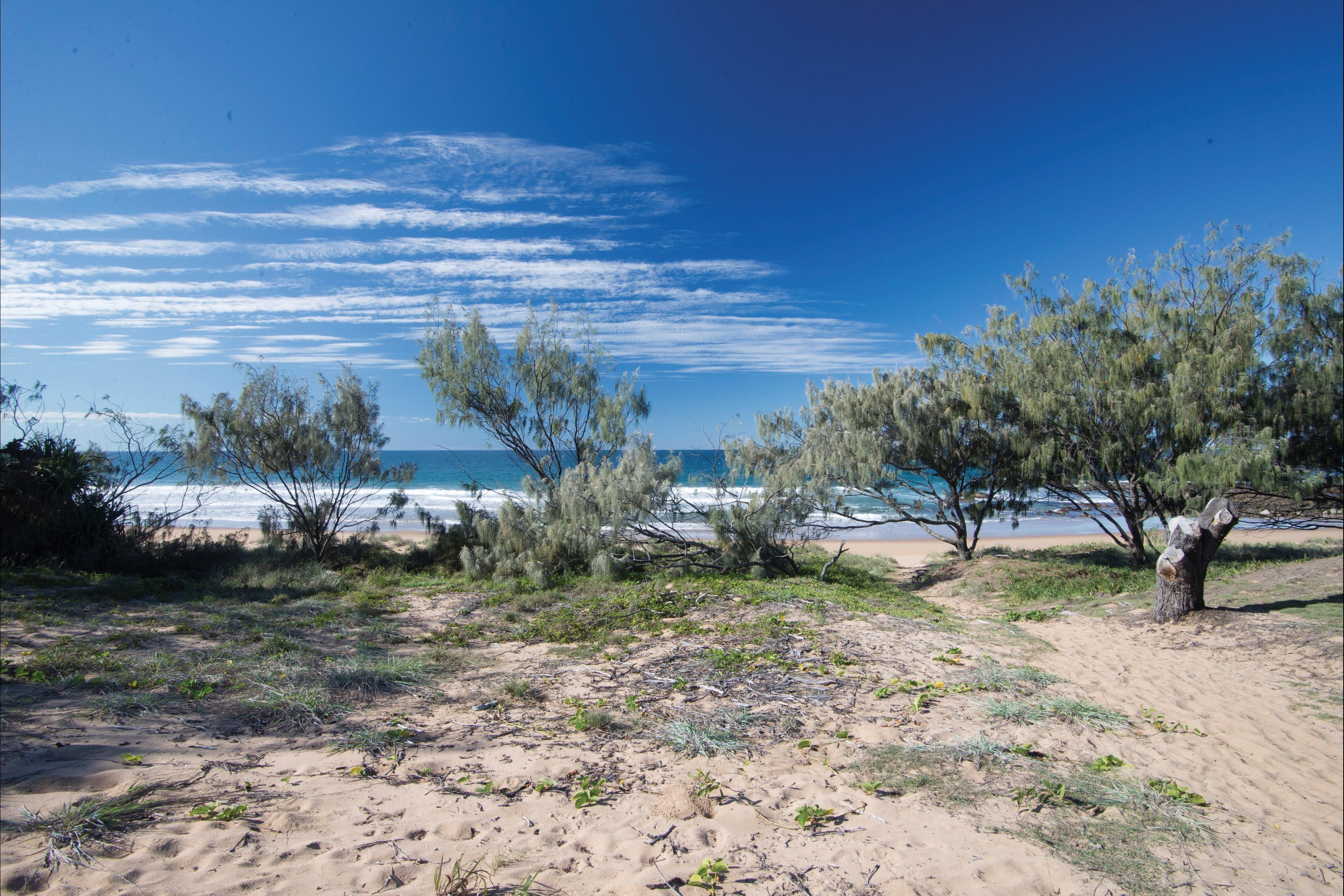 Deepwater National Park camping - South Australia Travel
