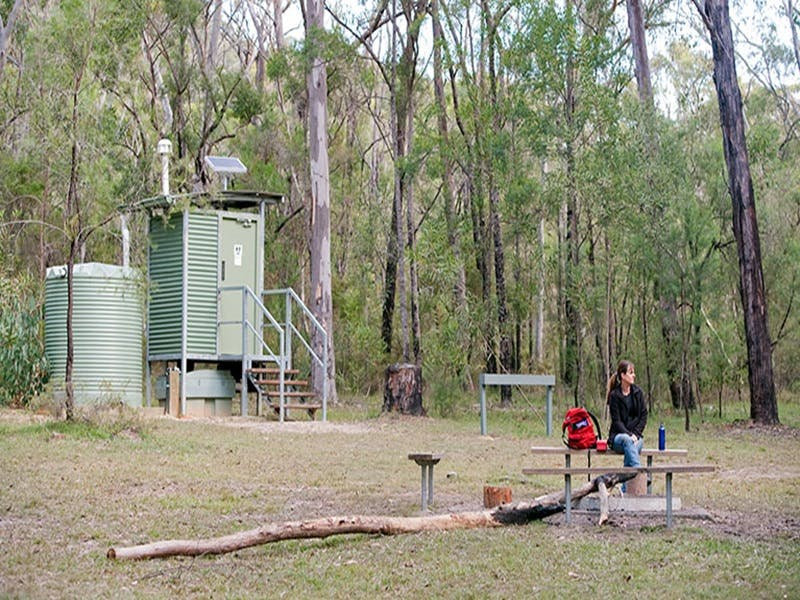 Ten Mile Hollow campground - South Australia Travel