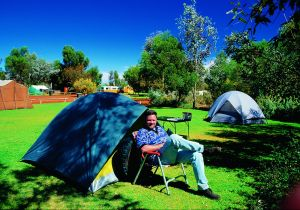 Ayers Rock Campground - South Australia Travel