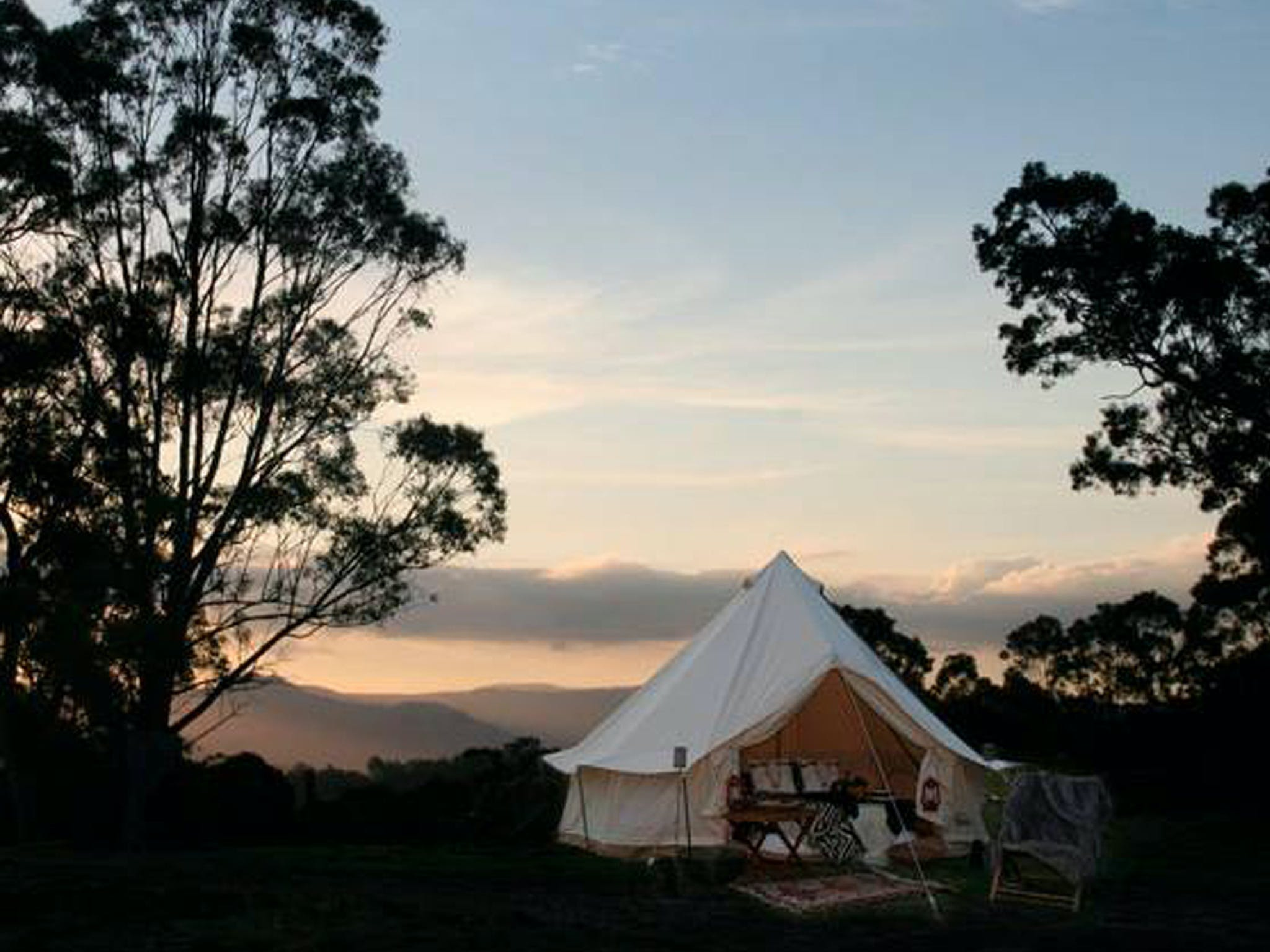 Megalong Valley Glamping - South Australia Travel