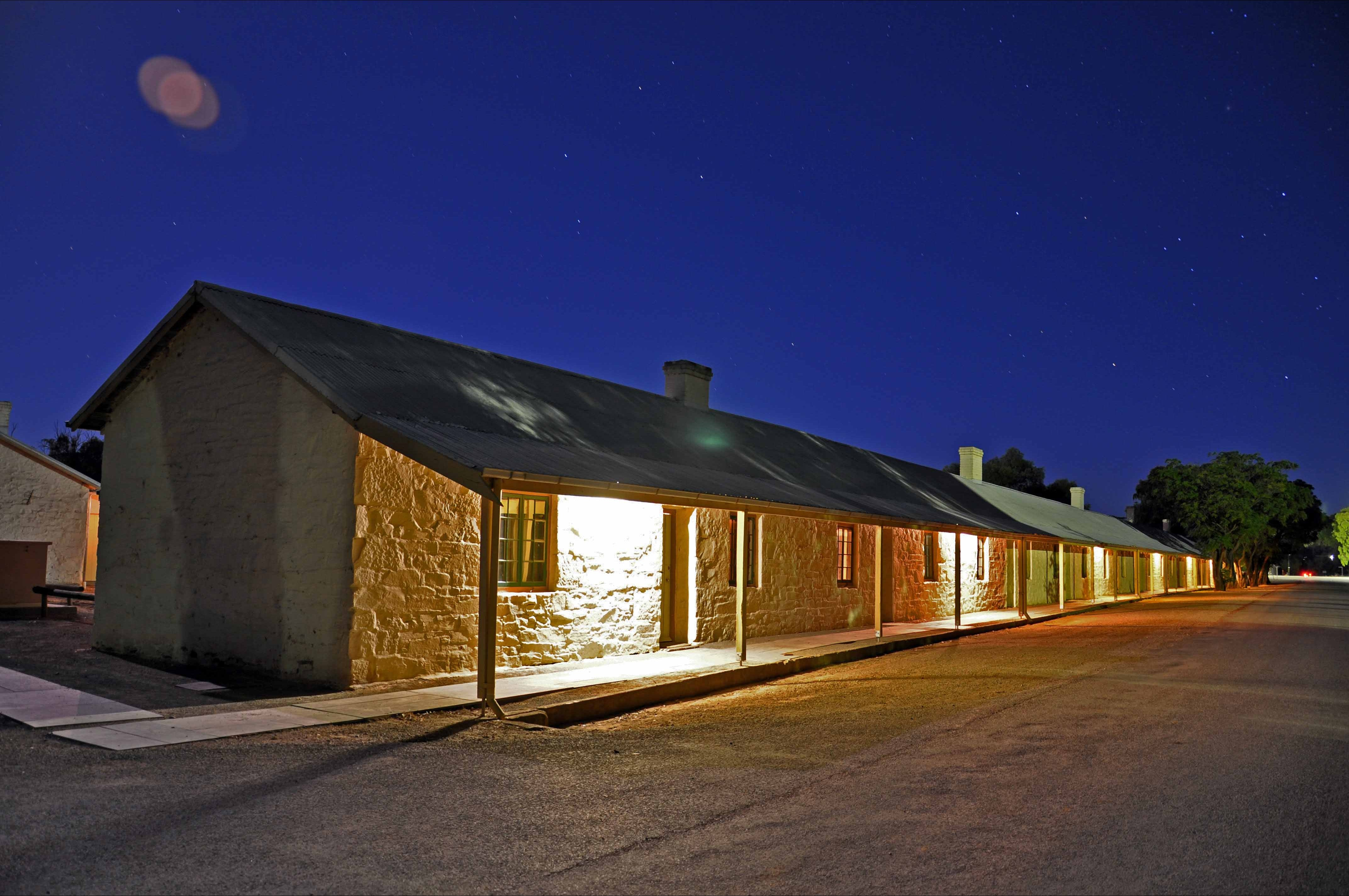 Paxton Square Cottages - South Australia Travel