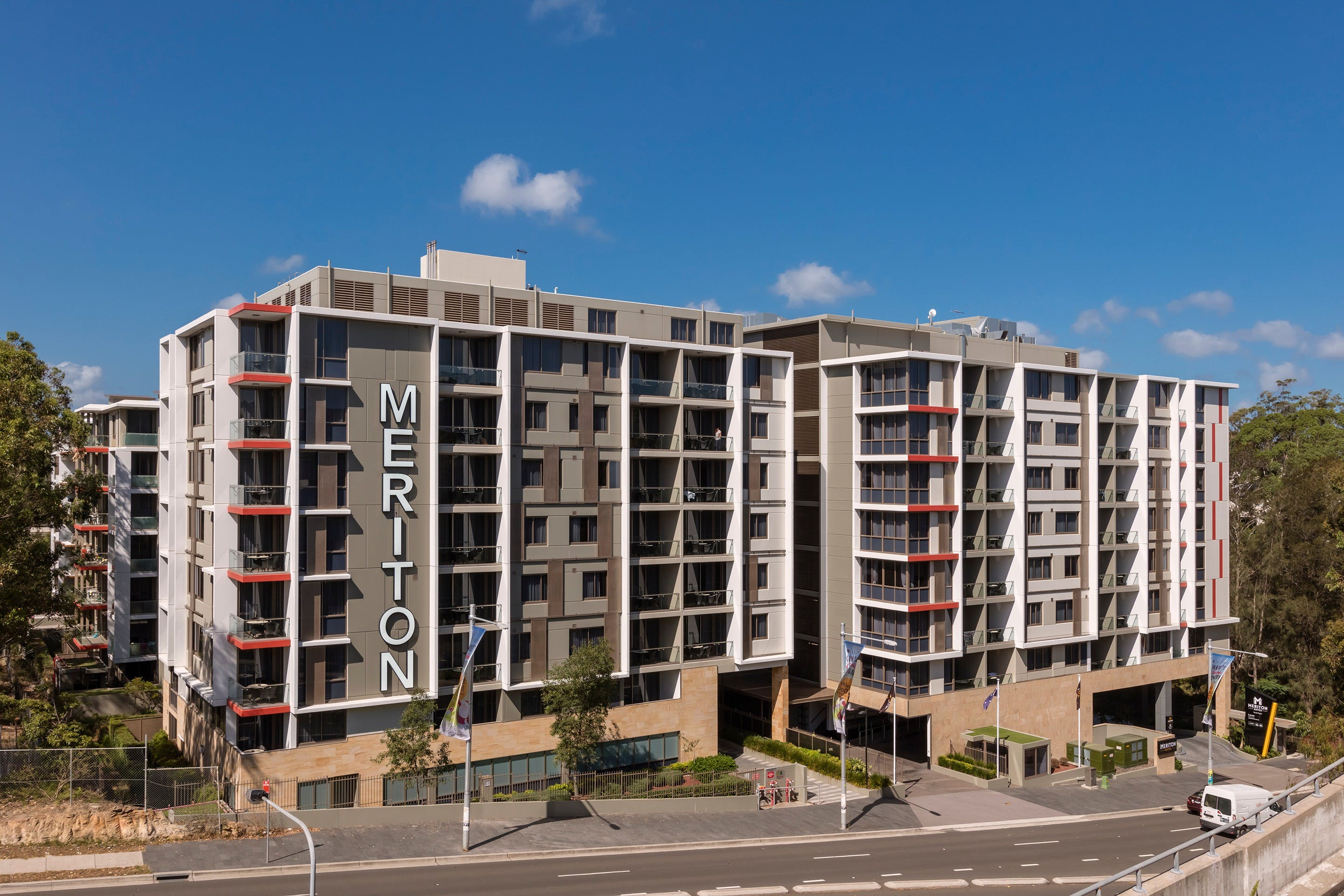 Meriton Suites North Ryde - South Australia Travel