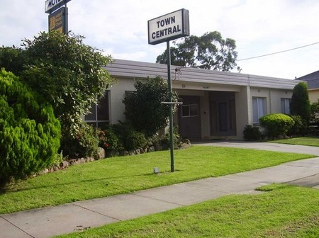 Bairnsdale Town Central Motel - South Australia Travel