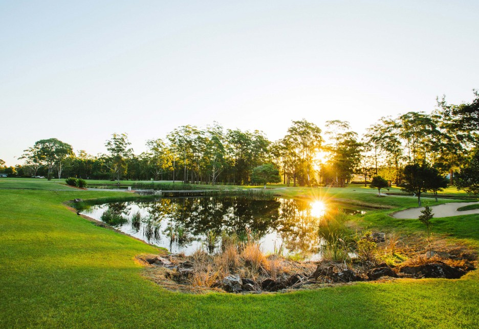 Tallwoods Golf Course and Resort - South Australia Travel