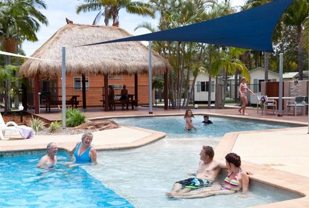 Blue Dolphin Resort  Holiday Park - South Australia Travel