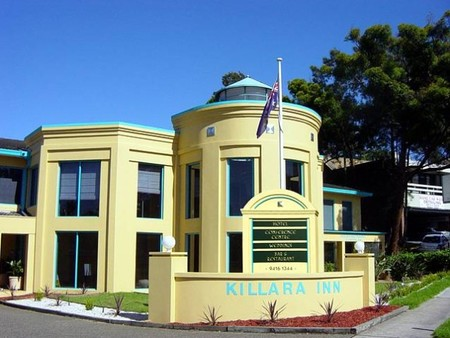 Killara Inn Hotel  Conference Centre - South Australia Travel