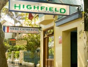 Highfield Private Hotel - South Australia Travel