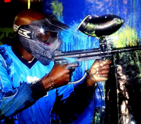 Melbourne Indoor Paintball - South Australia Travel