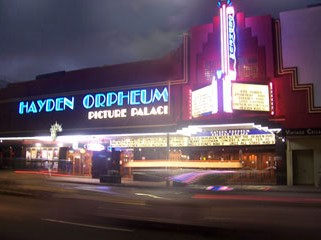 Hayden Orpheum Picture Palace - South Australia Travel