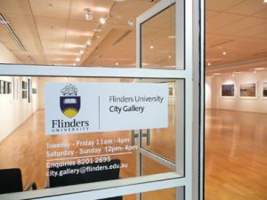 Flinders University City Gallery - South Australia Travel