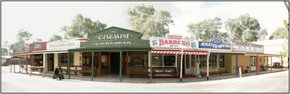 Pioneer Settlement - South Australia Travel