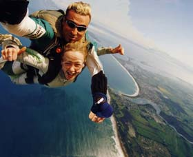 Skydive Melbourne - South Australia Travel