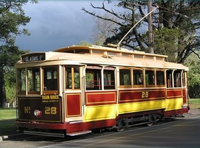 Ballarat Tramway Museum - South Australia Travel