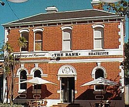 The Bank Heathcote - South Australia Travel
