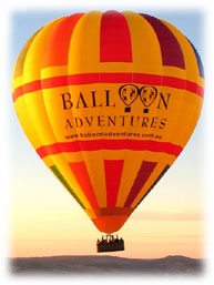 Balloon Adventures Barossa Valley - South Australia Travel
