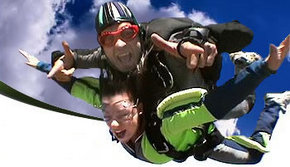 Adelaide Tandem Skydiving - South Australia Travel