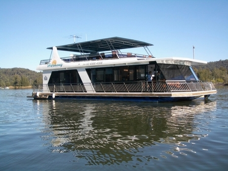 Able Hawkesbury River Houseboats - South Australia Travel