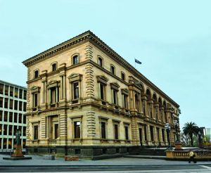 Old Treasury Building - South Australia Travel