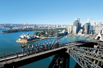 Sydney Harbour Bridge Climb - South Australia Travel