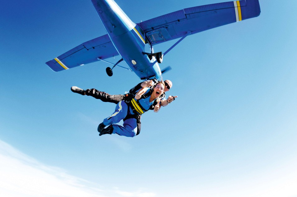 Skydive the Beach and Beyond Yarra Valley - South Australia Travel