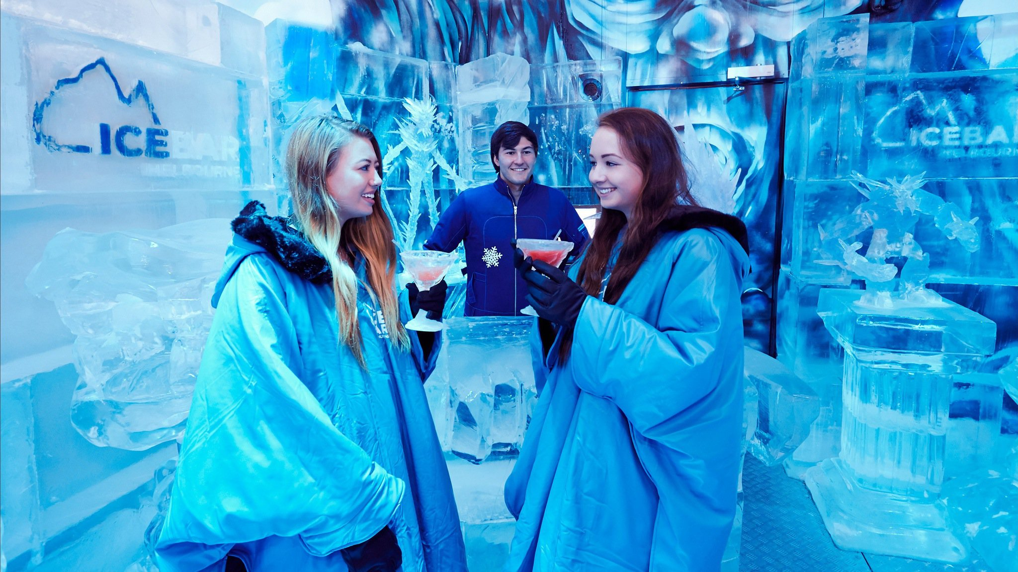Icebar Melbourne - South Australia Travel