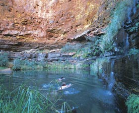 Dales Gorge and Circular Pool - South Australia Travel