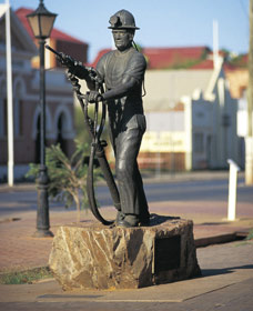 Miners Monument - South Australia Travel
