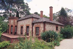 Old Government House - South Australia Travel