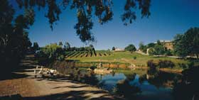 Mount Hurtle Winery home of Geoff Merrill Wines - South Australia Travel