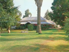 NTSA Renmark Branch Olivewood Estate - South Australia Travel