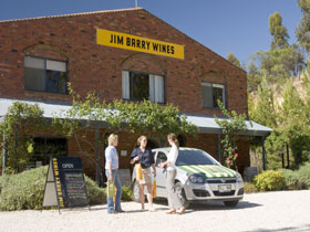 Jim Barry Wines - South Australia Travel