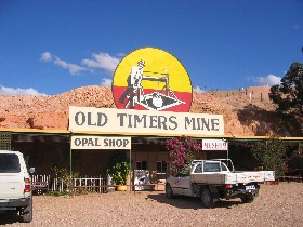 The Old Timers Mine - South Australia Travel