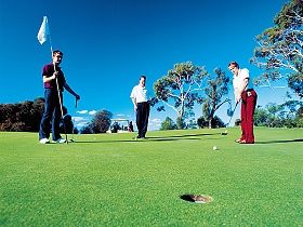 Bagdad Public Golf Course - South Australia Travel