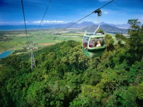 Skyrail Rainforest Cableway - South Australia Travel