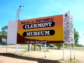 Clermont Historical Centre and Museum - South Australia Travel