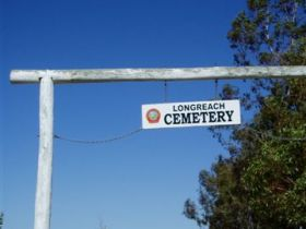 Longreach Cemetery - South Australia Travel