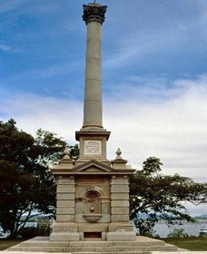 Cooktown War Memorial - South Australia Travel