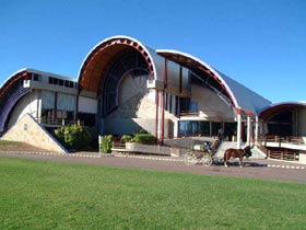 Australian Stockmans Hall of Fame and Outback Heritage Centre - South Australia Travel