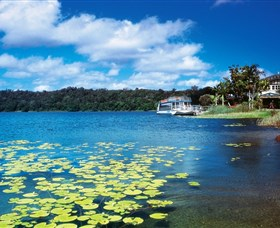 Lake Barrine Crater Lakes National Park - South Australia Travel