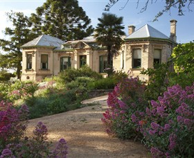 Buda Historic Home  Garden - South Australia Travel