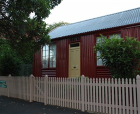 19th Century Portable Iron Houses - South Australia Travel