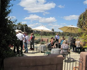 Flynns Wines  Heathcotean Bistro - South Australia Travel