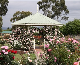 Morwell Centenary Rose Garden - South Australia Travel