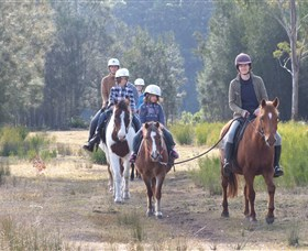 Horse Riding at Oaks Ranch and Country Club - South Australia Travel